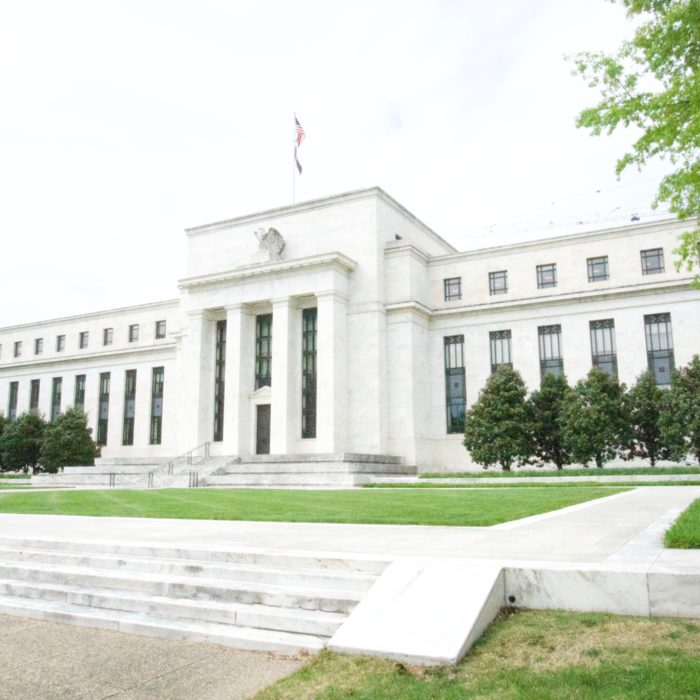 The Federal Reserve Bank Headquarters in Washington, DC - the home of the country's monetary policy. Keywords Money, Economic, Policy.